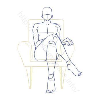 ¤ラストポーズ集 ǎ‰åº§ã«åº§ã'‹ãƒãƒ¼ã'º 7種 ɝ¢å€'くさがりなマサのブログ 633107660099423205 Drawing Reference Poses Art Reference Poses Drawing Poses Sitting legs crossed pose for drawing reference by. drawing reference poses
