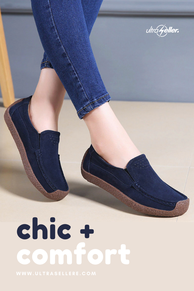 Chic + Comfort!! By Ultra Seller. #leopardshoesoutfit