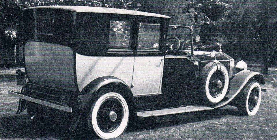 Limousine de Ville by Binder (chassis 17YC)