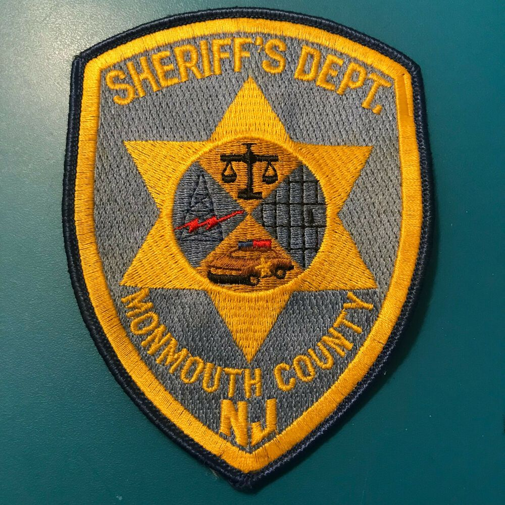 Monmouth County Sheriff New Jersey NJ Patch | Police & Sheriff