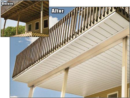 Pin By American Rainware On Under Deck Oasis Patio Under Decks