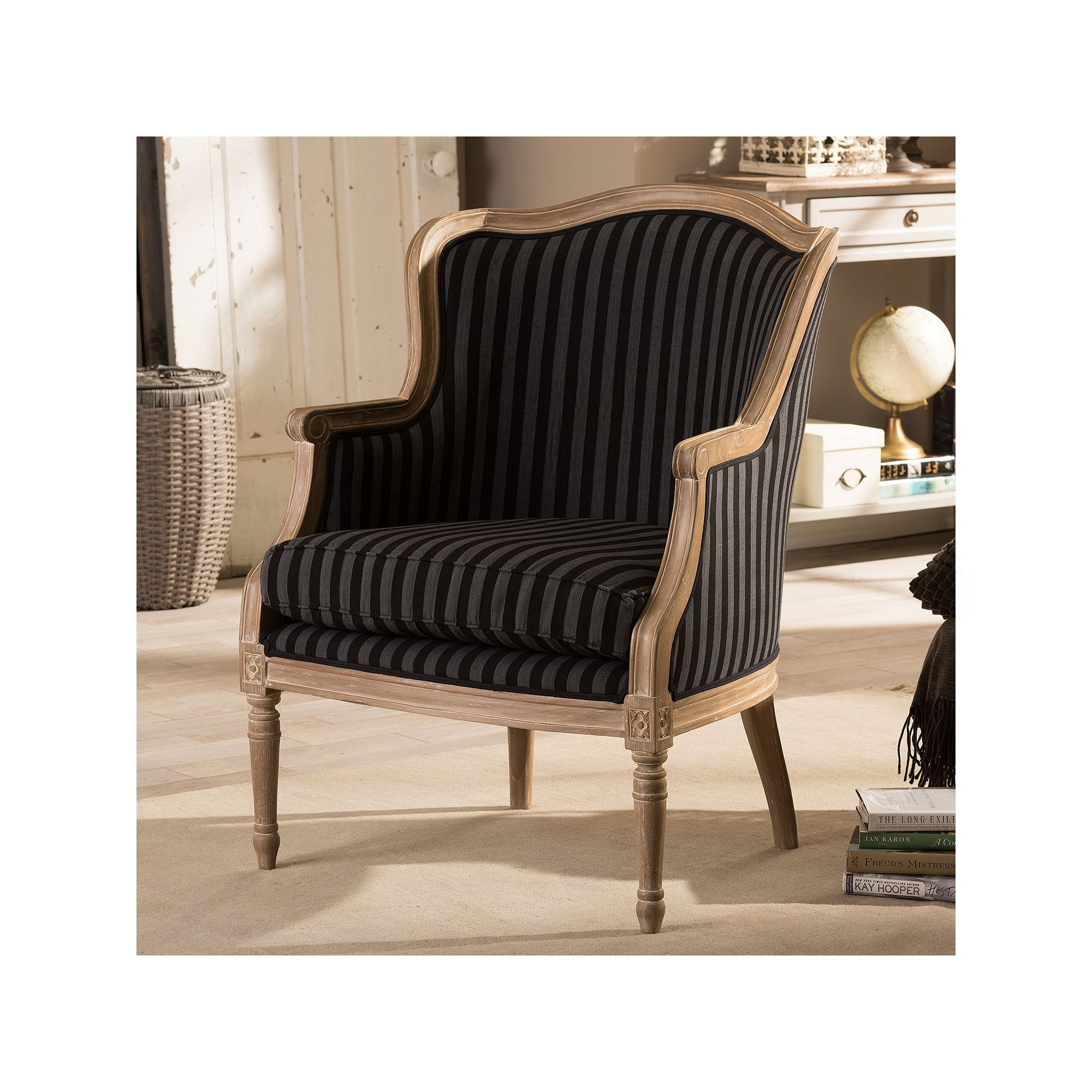 Fabulous Baxton Studio Charlemagne French Accent Chair Products Pabps2019 Chair Design Images Pabps2019Com