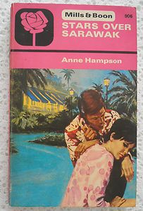 Woman huddles near Borneo jungle with oil company boss. Stars over Sarawak by Anne Hampson