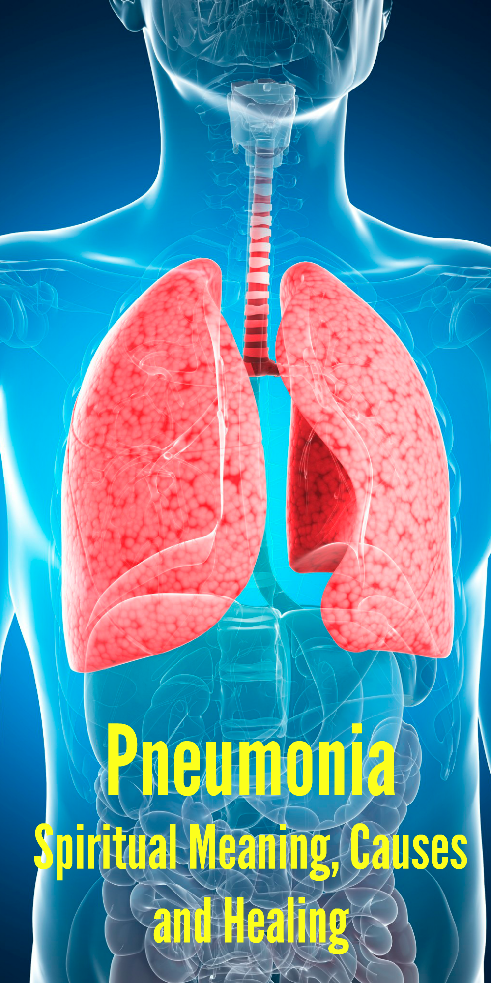 Pneumonia - Spiritual Meaning, Causes and Healing | HEALTHY EATING