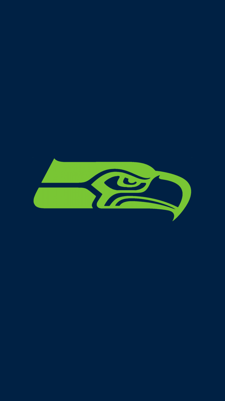 Minimalistic Nfl Backgrounds Nfc West Seattle Seahawks Seattle Seahawks Football Seahawks Team