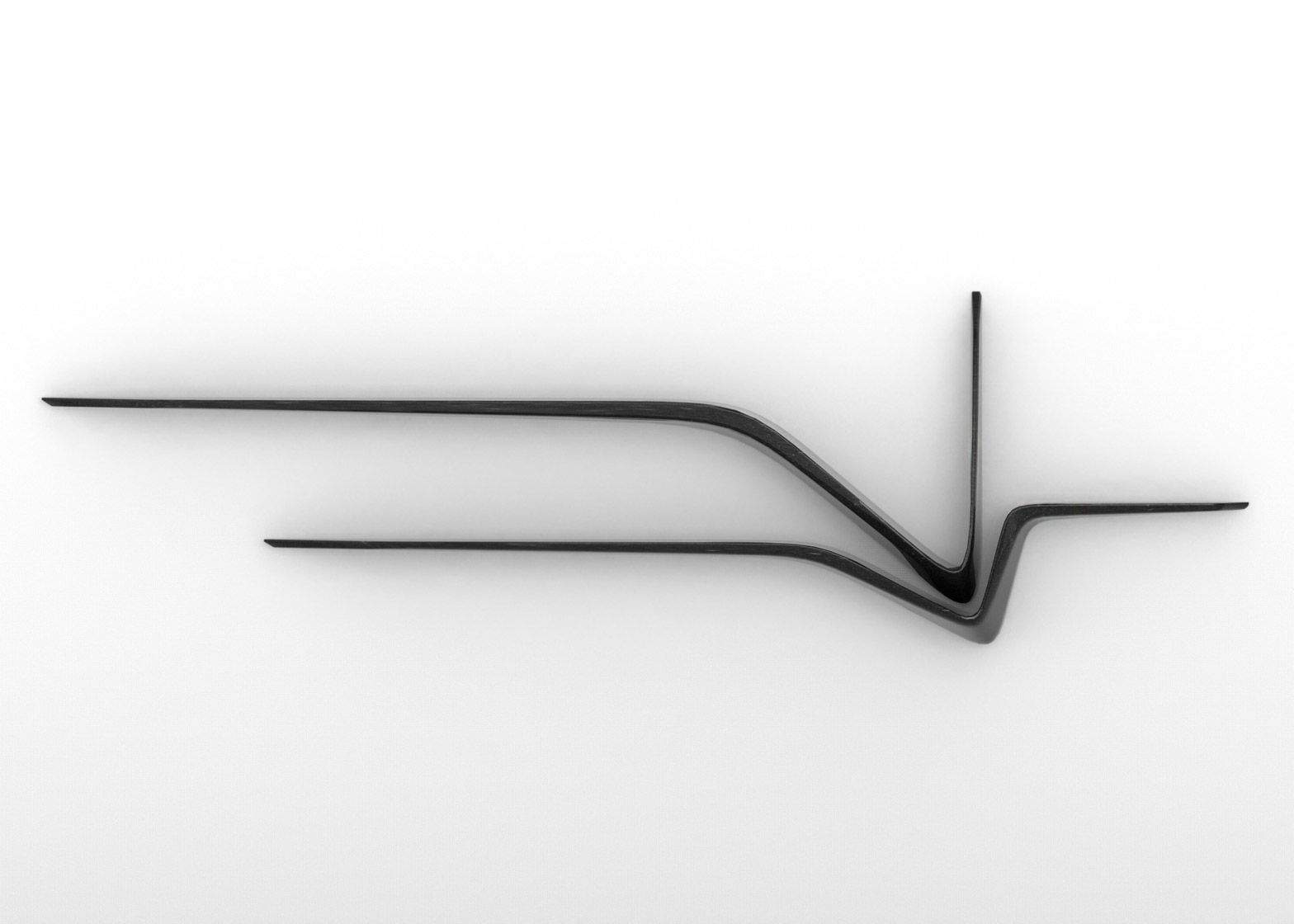 Zaha Hadid S Valle Shelves Feature In Citco Range Zaha Hadid  # Muebles Norman Foster