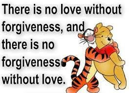 Winnie-the-Pooh & Friends | Forgiveness, Inspirational quotes, Life quotes  to live by