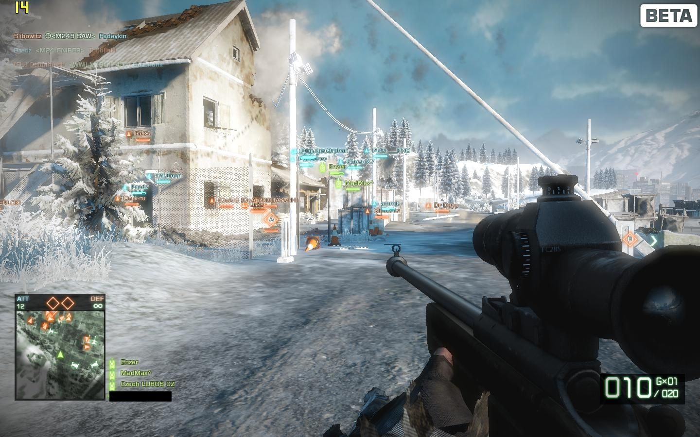 Battlefield Bad Company 2 Hacks Available Now Battlefield Bad