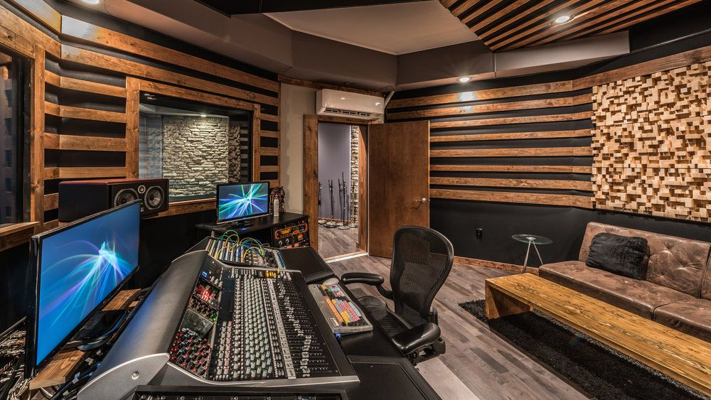 The lodge | Our Beautiful Recording Studio | Recording