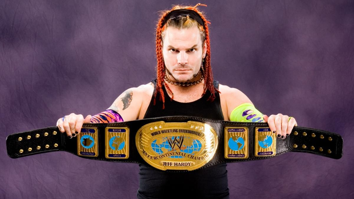 AJ Styles joins the Hall of Intercontinental Champions | Jeff hardy, The  hardy boyz, Hardy
