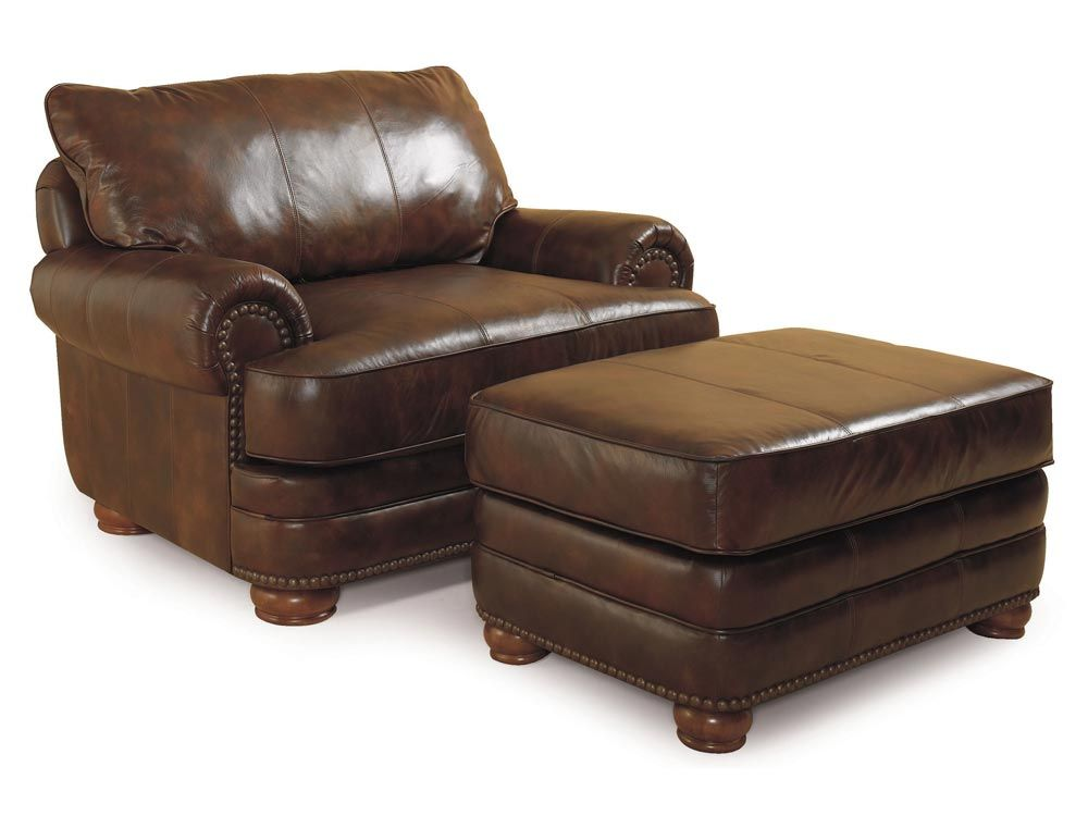 Stanton Leather Chair By Lane Furniture 863 Living