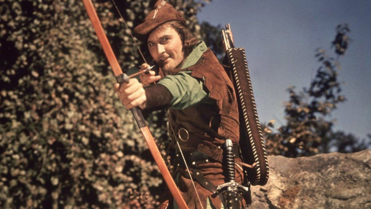 Robin Hood Movie 1938 Robin Hood Errol Flynn Robin