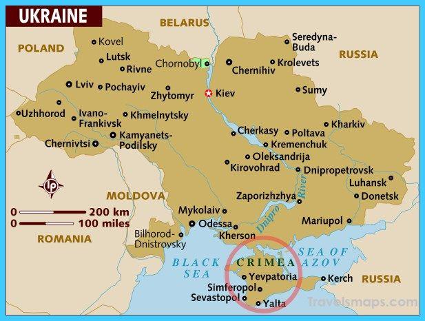 nice Map of Ukraine  Travelsmaps  Pinterest  Nice map Ukraine