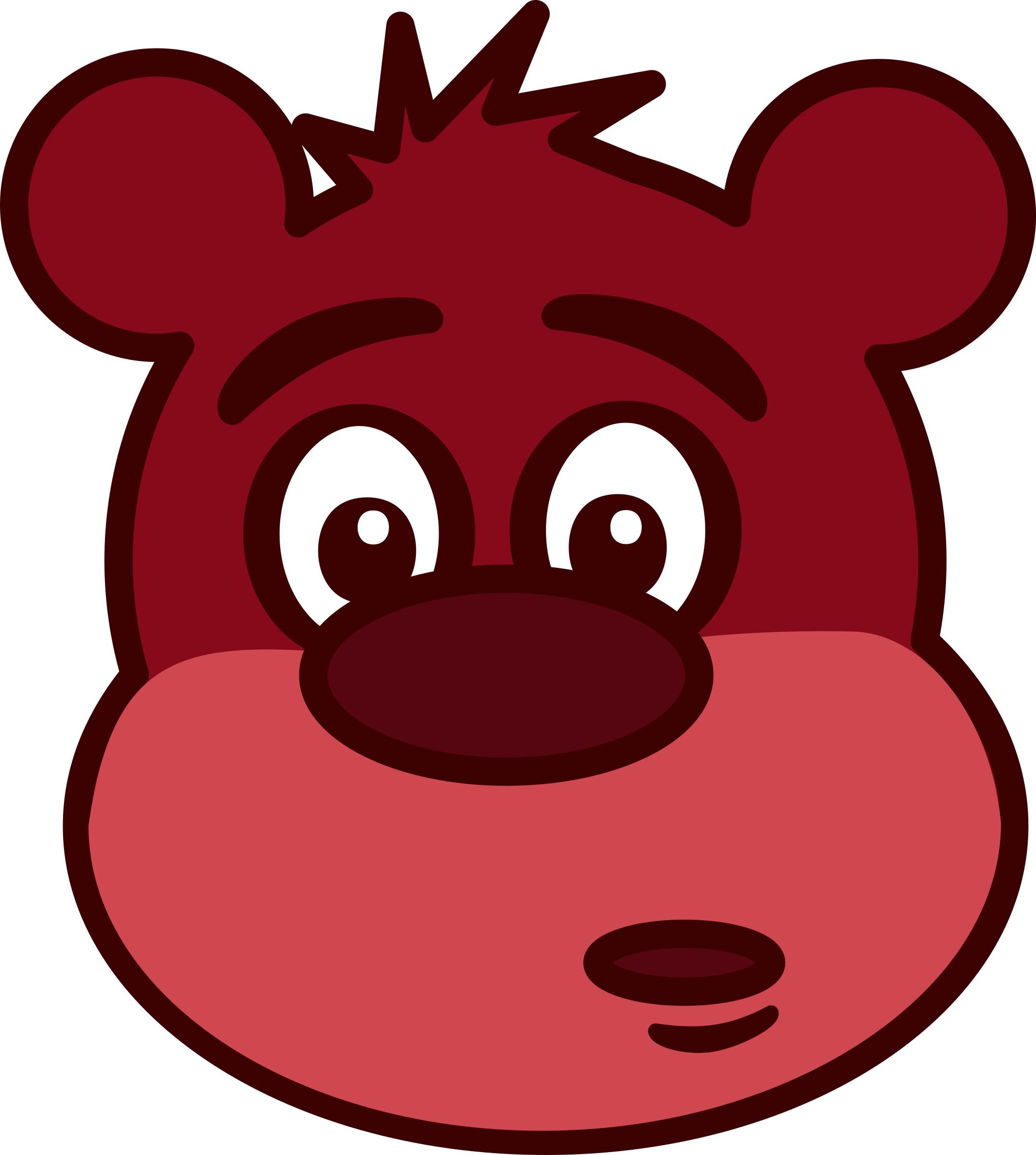 Pin By Sonja Dojoshevska On Funny Pictures Animal Cross Stitch Patterns Funny Teddy Bear Bear Clipart