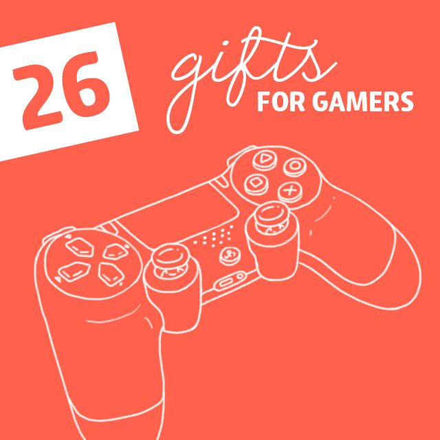 60 Cool Gifts For Gamers Of All Ages Gamer Gifts Gifts For Gamer Boyfriend Homade Christmas Gifts