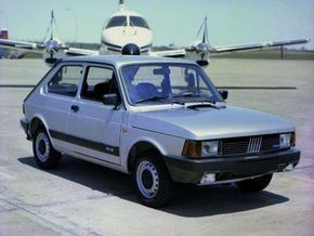 Antes Fiat 147 Depois Fiat Spazio Foto Divulgacao Foto