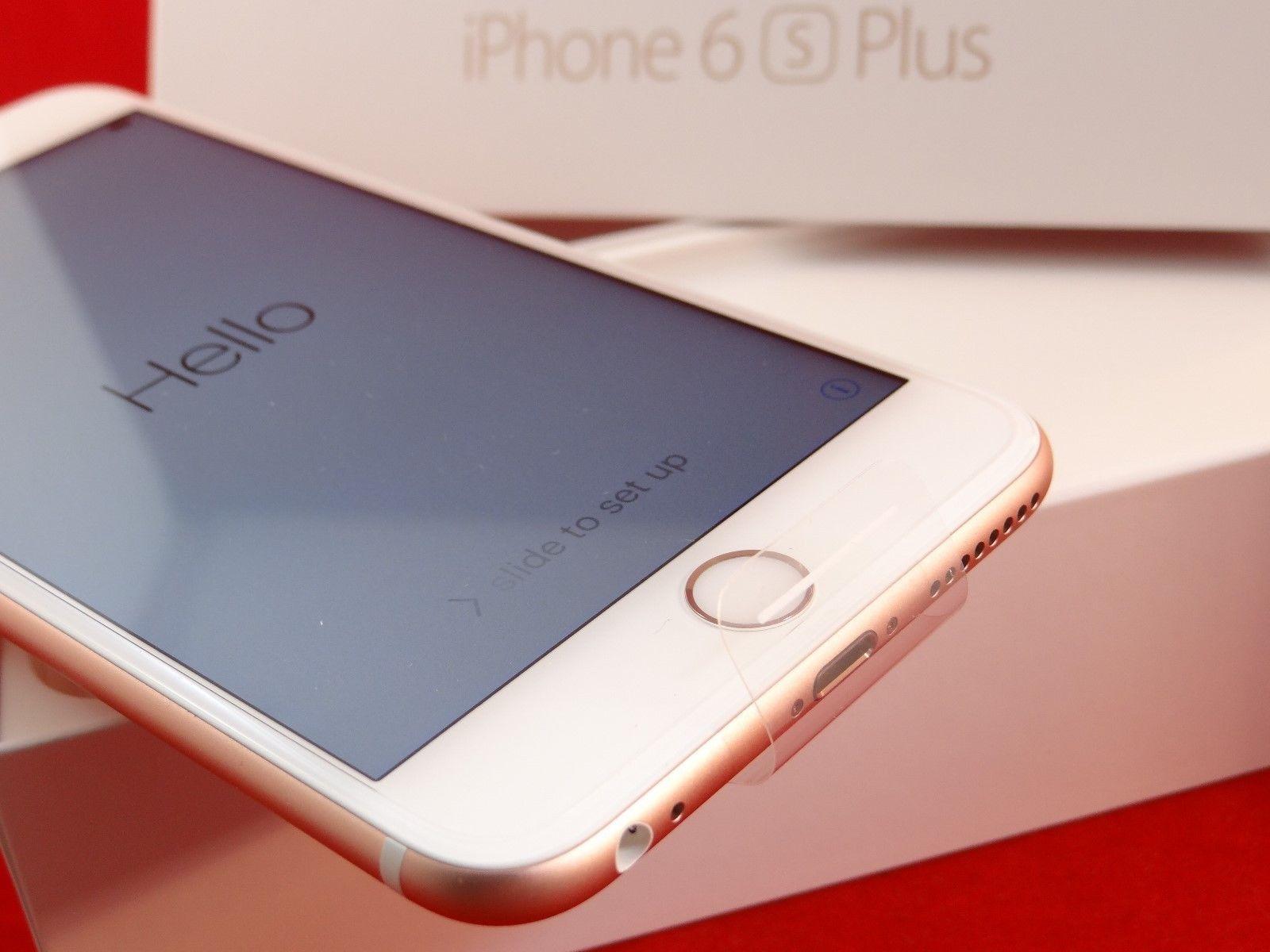 iphone 6 plus rose gold 128gb