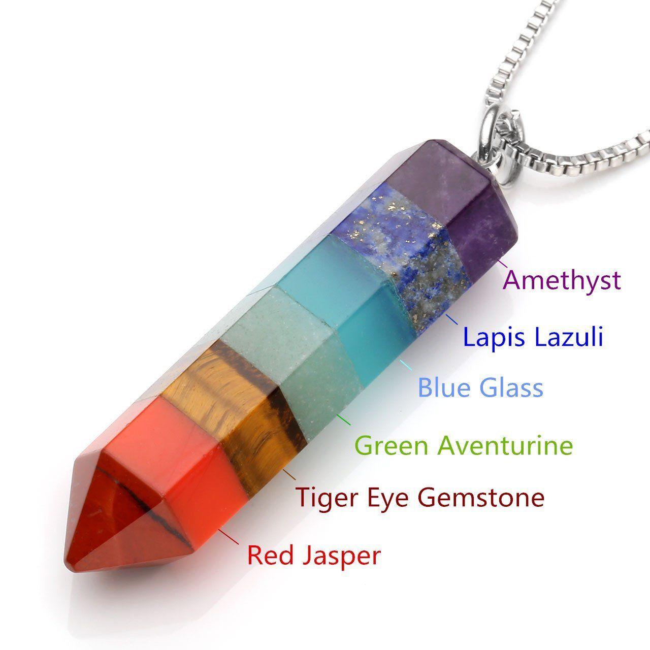 Green Aventurine Flower Pendulum Natural Gemstone Pendant
