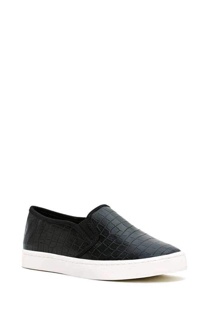 fc62b363a6b97d Report Black Snakeskin slip ons. Just like the very    YSLs (but I won t  feel guilty if I get bored of them)