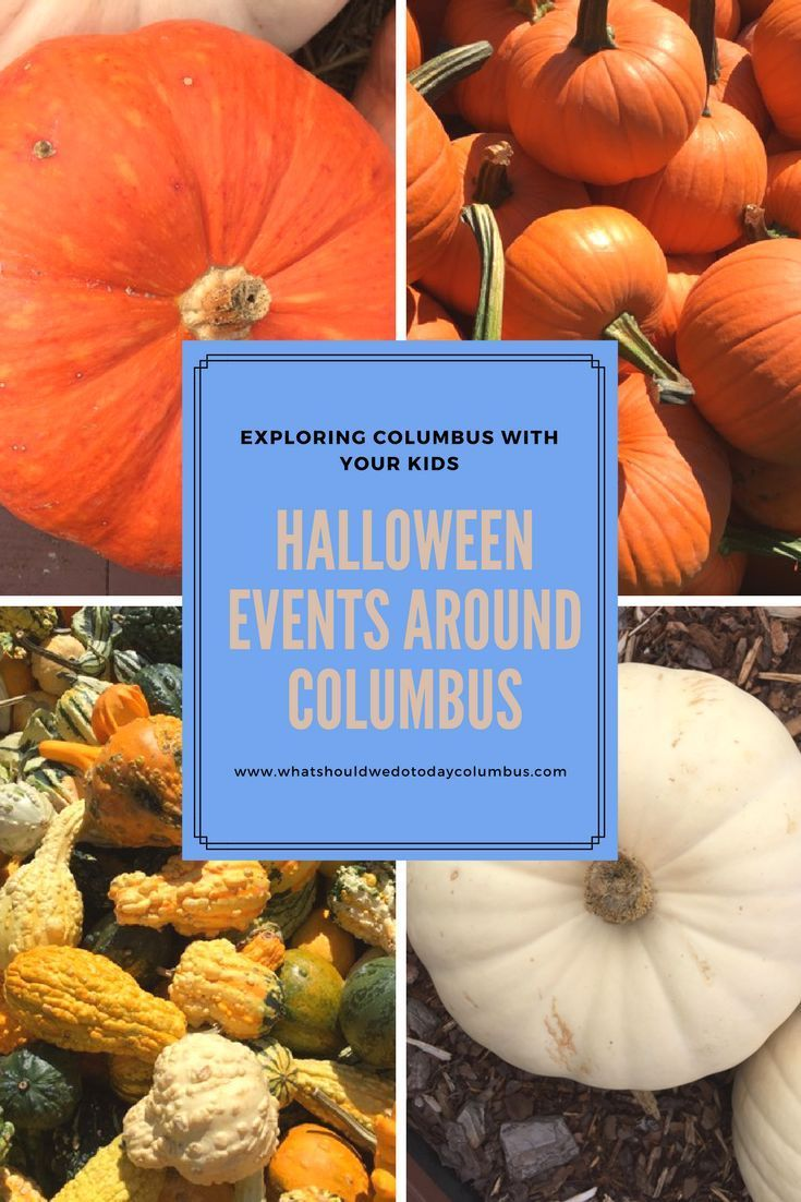 Halloween Events Around Columbus Halloween event