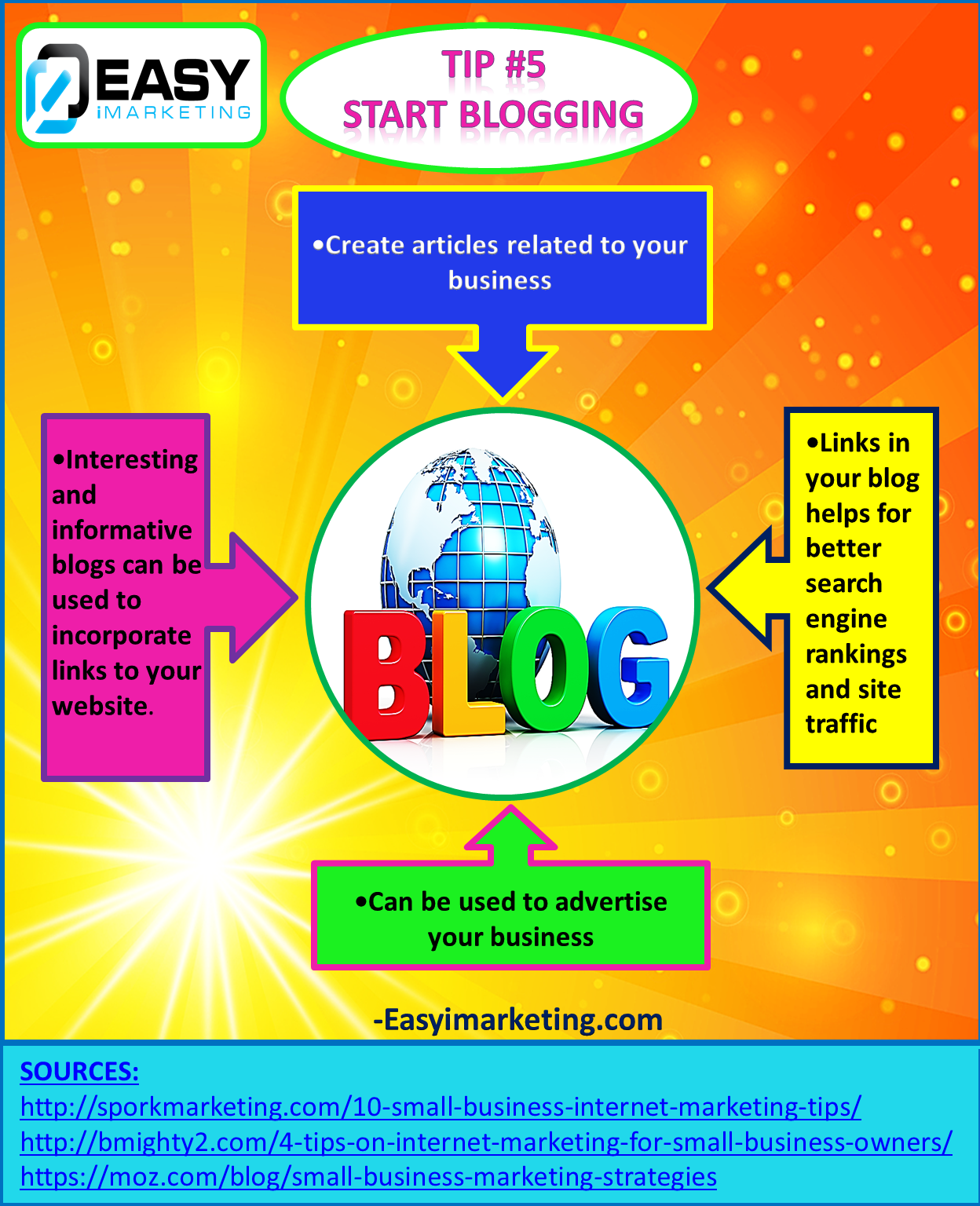 Tip of the day – Tip 5 of 5 Internet Marketing Tips for ...