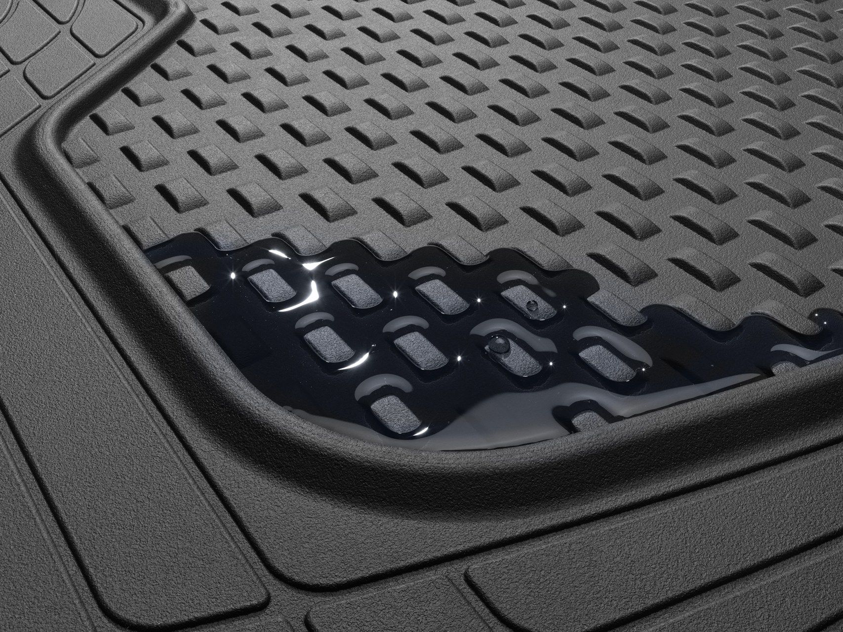 How to unlock weathertech floor mats - Universal Cargo Mat And Trunk Mat For Cars Suvs And Minivans Weathertech Com