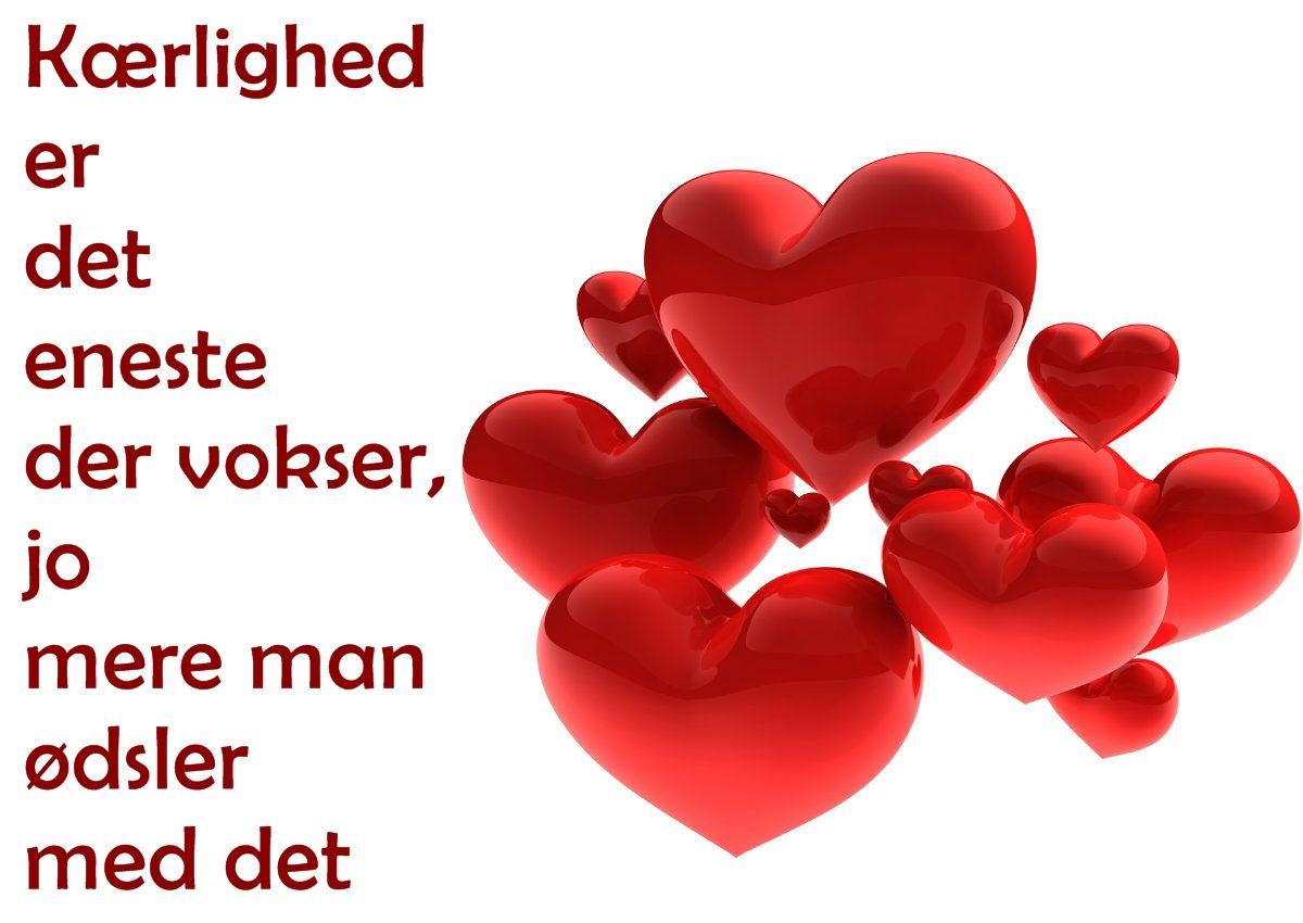 Sagt om kærlighed. Vær ødsel   Livet   Pinterest   Wise words