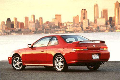Honda Prelude Service Manual Repair 1997 2001 Online