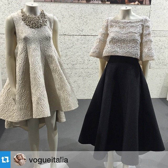 Filipiniana Wedding Gown: Thank You For Stopping By Our Space @vogueitalia #Repost