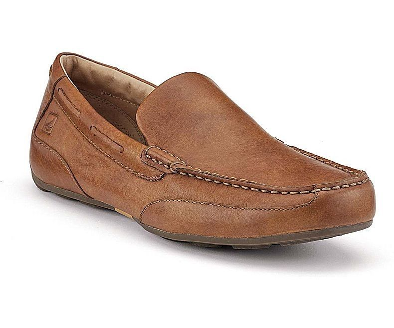 ce0a673b96 Sperry Top Sider Men s Navigator Venetian Slip On Loafer Shoes Tan 0238311   SperryTopSider  DrivingMoccasins