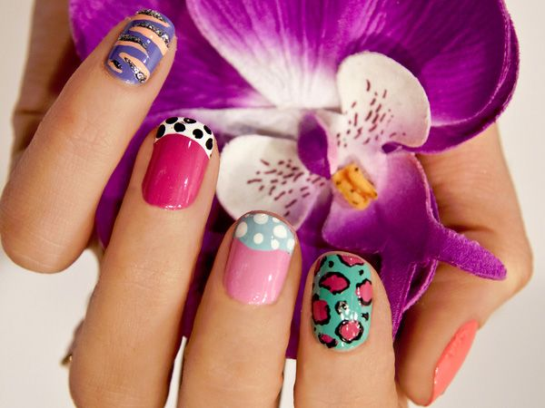 New Painted Nail Designs for Christmas - New Painted Nail Designs For Christmas Nail Art Pinterest