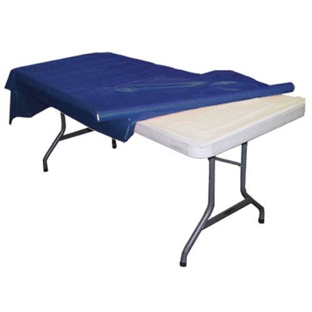 Exquisite Navy Blue Plastic Tablecloth Banquet Roll 300 Ft X 40 In Plastic Tablecloth Plastic Tables Table Covers
