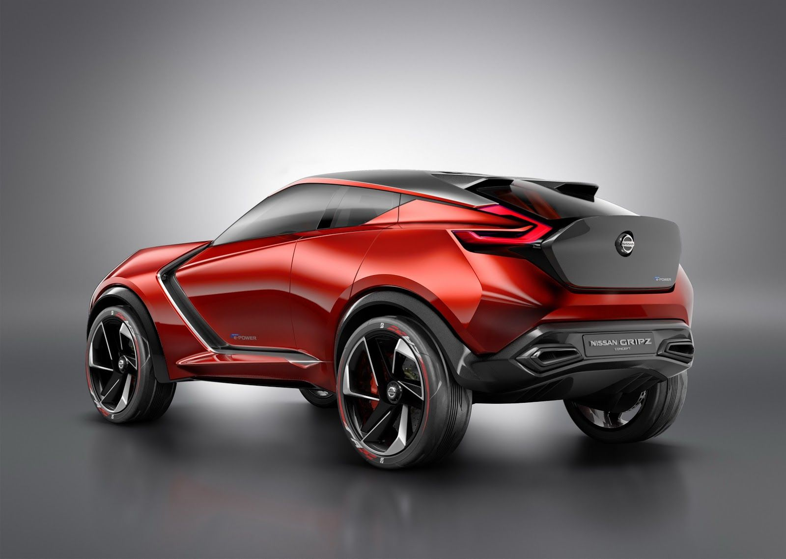 The Nissan Gripz Concept Is A Z Inspired Crossover That Shouldn T Be Awesome But Is Nissan Juke Concept Cars Nissan