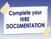 Hire Documentation