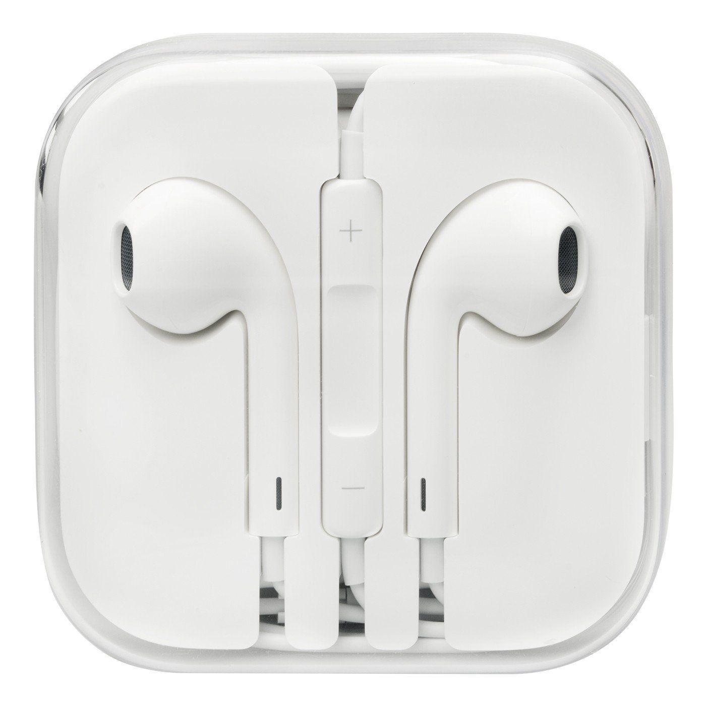 Original Apple Earpods In Ear Headset Mit Mikrofon Und Fernbedienung Remote Mit Aufbewahrungs Und Transporthulle Amazon Apple Earpods Iphone Apple Produkte
