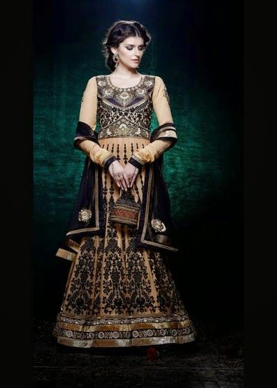 Lateast Anarkali Stylish Frocks Choice 2014-15 For Women.   Designers Fashion Style