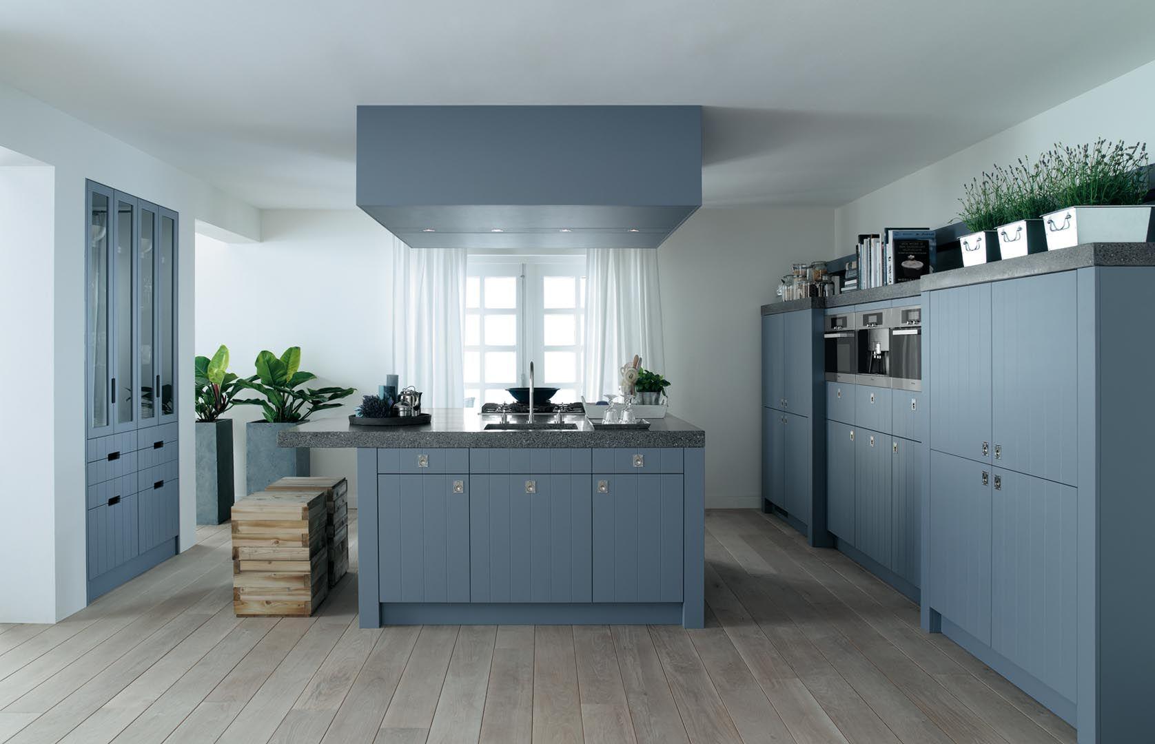 Kastjes Open Keuken : Open keuken binnenruimte