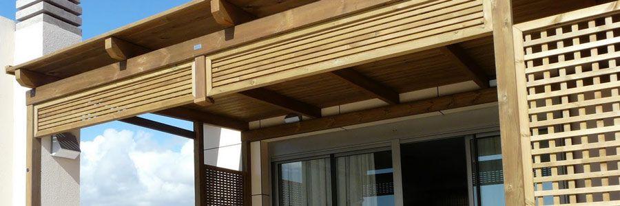 reparacion-terraza-maderajpg (900×300) Pergolas Pinterest - terrazas en madera