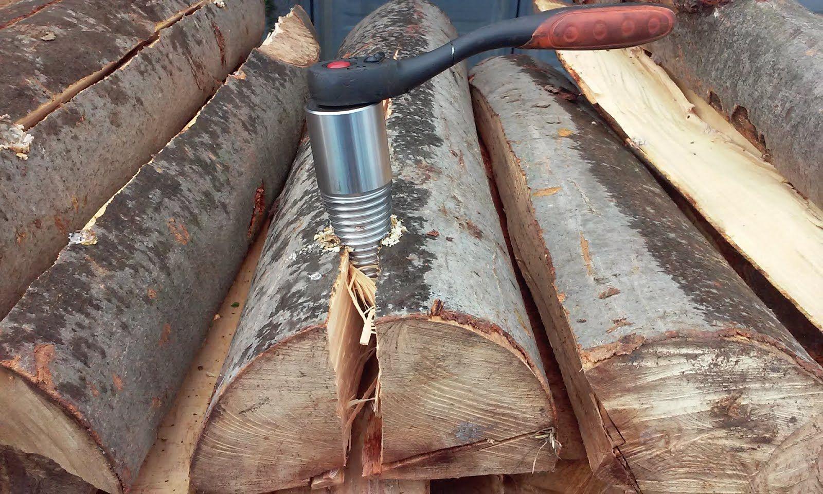 Kegelspalter Drillkegel Fur Kegelspalter Holzspalter