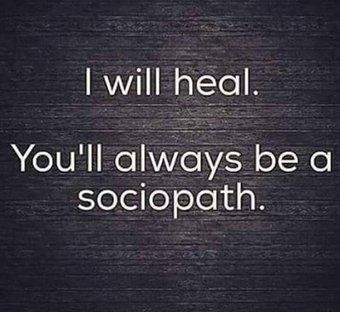 Once you have the education that enables you to see the very truth about this abusive Narcissist, you can remove yourself and break the spell.