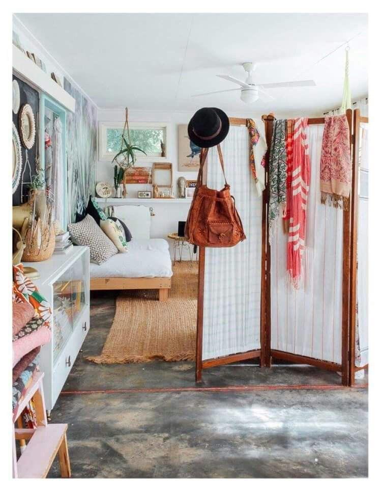 American Hippie Bohéme Boho Lifestyle ☮ Studio Apartment ...