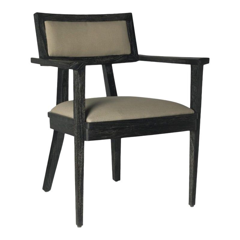 Brownstone Furniture Palmer Mink Armchair Dining Chairs