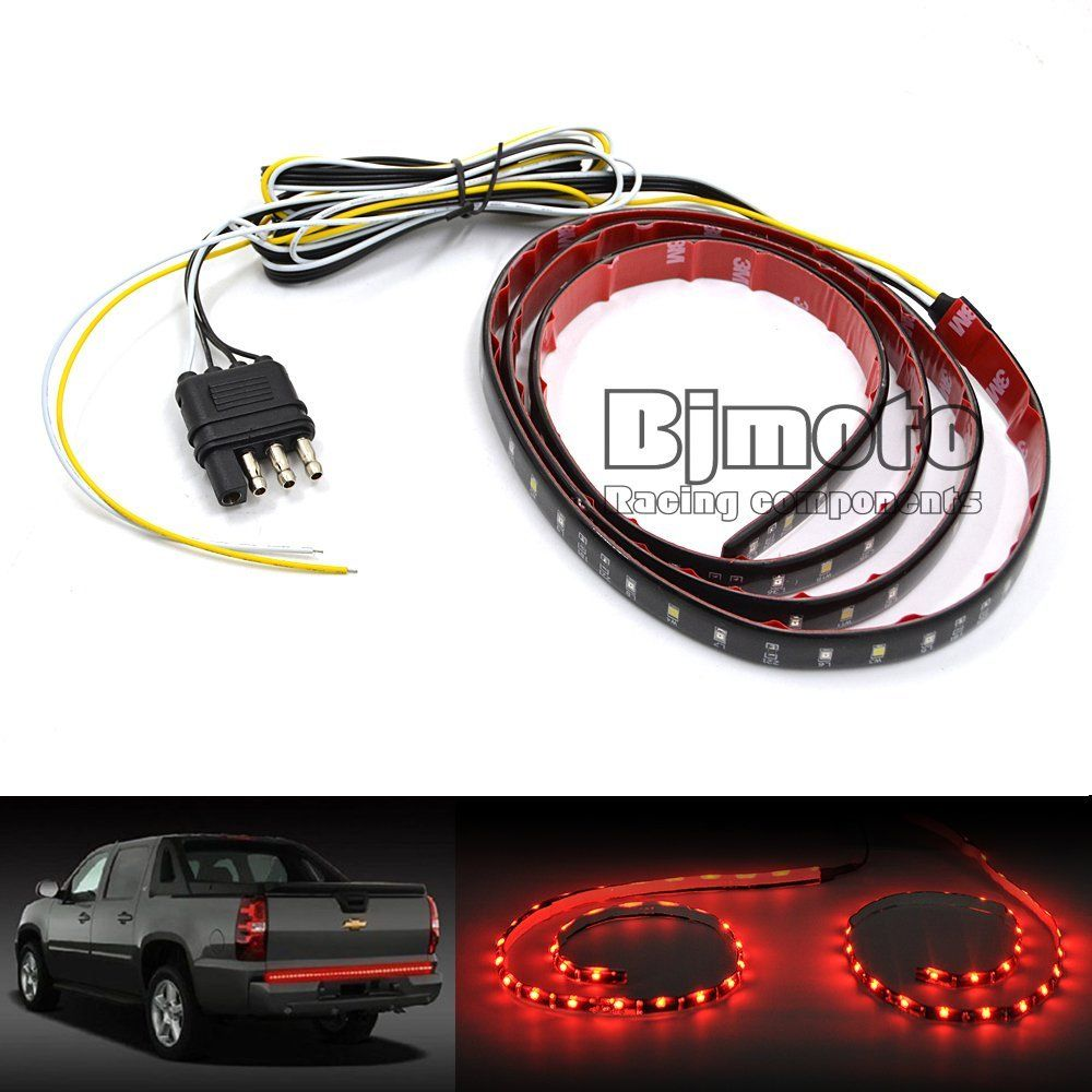 All New Fashion Super Bright Led Tailgate Light Bar Led Light Bars Led Lights