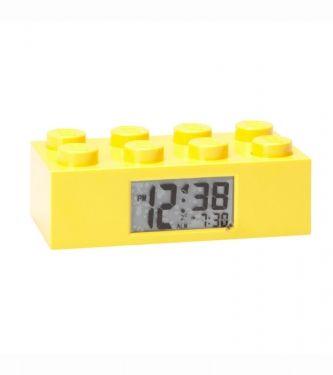 Photo Vente REVEIL LEGO BRIQUE - 3 COLORIS