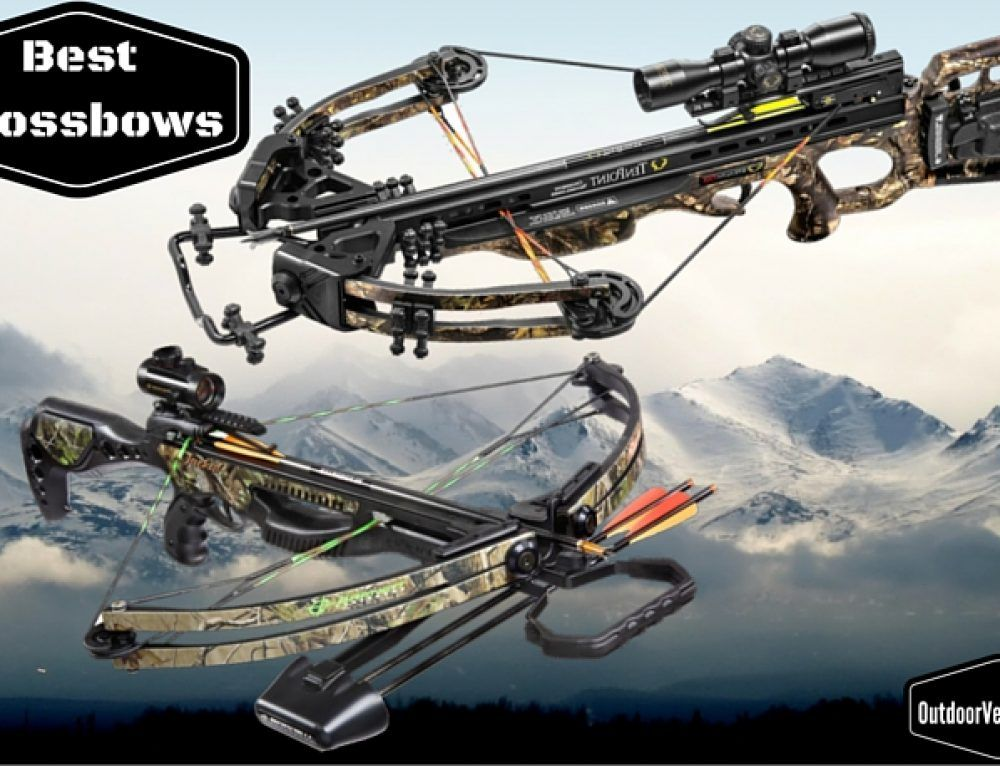 We Found the Best Crossbow on the Market – Crossbow Reviews