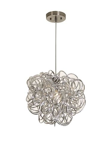 Trend Lighting TP6825 Mingle Pendant Medium Aluminum >>> Read more reviews of the product by visiting the link on the image. (Note:Amazon affiliate link)