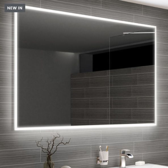 Fryman Fog Free Bathroom Mirror Belfry Bathroom Bathroom Mirror