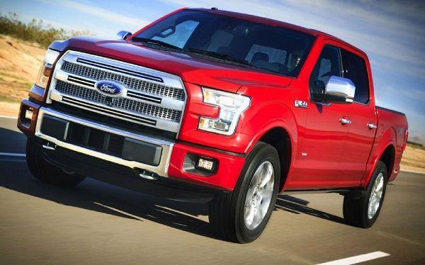 2015 Ford F 150 Pickup Truck Ford F150 Pickup Trucks New Trucks