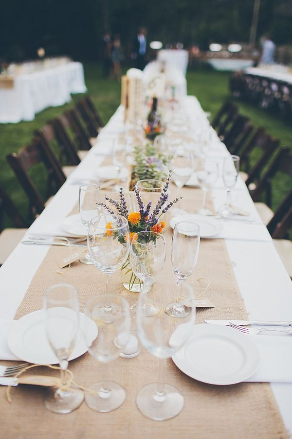 i always love sharing ideas connected with them and burlap table settingsburlap