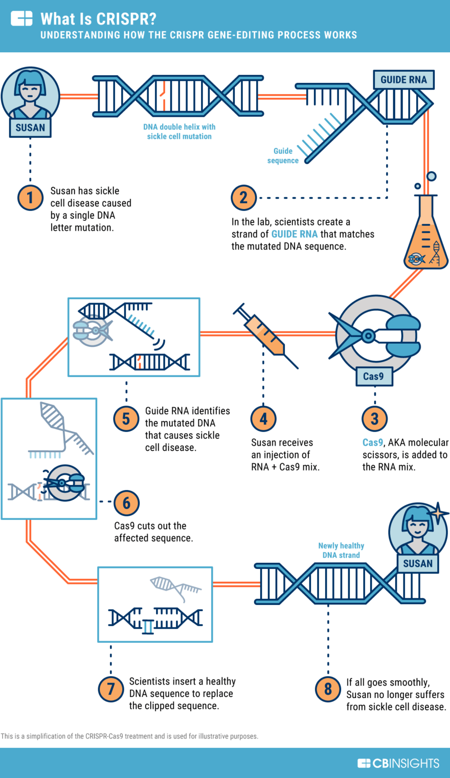 Crispr What Is It And Why Is The Scientific Community So Fascinated By Its Potential Applications Star Biomedical Science Teaching Biology Science Chemistry